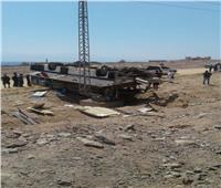 ننشر أسماء المصابين بحادث أتوبيس الصاعدة في نويبع