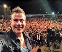تأجيل حفل عمرو دياب في الساحل الشمالي