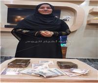 مباحث منشأة ناصر تضبط ربة منزل وبحوزتها كيلو حشيش