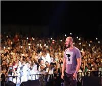 «العسيلي» يتألق في حفل بورسعيد