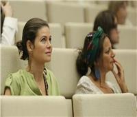 أول تعليق من يسرا اللوزي بعد اختيارها بلجنة تحكيم «سلا السينمائي»
