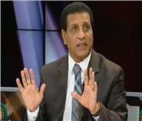 فاروق جعفر:ركلة جزاء الأهلي أمام حرس الحدود صحيحة
