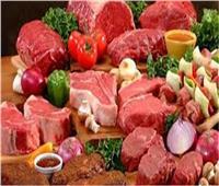تعرفي على أهمية تناول اللحوم مع الخضروات