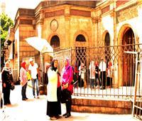 قطاع الآثار الإسلامية والقبطية واليهودية يطلق مبادرة «نحن هنا»| صور