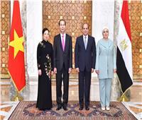 ننشر نص البيان المصري الفيتنامي المشترك حول زيارة الرئيس تران داي كوانج