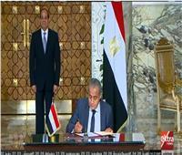 بث مباشر .. توقيع عدد من الاتفاقيات بين مصر وفيتنام
