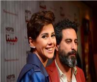 صور| زوج ياسمين رئيس يتعرض لوعكة صحية