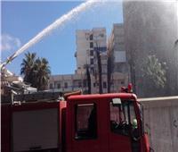 السيطرة على حريق داخل محطة كهرباء برقاش بمنشأة القناطر دون إصابات