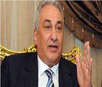 بالصور  «عاشور» يلتقي وزير المالية وينهي أزمة ضريبة الدخل