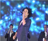 صور| عبد الفتاح الجريني يتألق في أحدث حفلاته بالقاهرة