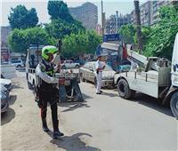 صور  مدير أمن القاهرة يقود حملات مكبرة بمصر القديمة