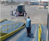 «ميناء نويبع» يستقبل الحجاج.. وإنهاء إجراءات المغادرة في 10 دقائق