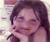 نيكول سابا تشارك جمهورها صورة ترمز لطفولتها