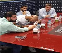 أبولون اليوناني يكشف لـ«بوابة أخبار اليوم» موعد الظهور الأول لشيكابالا
