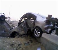 رامي جمال يتعرض لحادث سير مروع