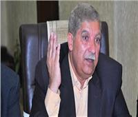 «يس طاهر» يودع الموظفين والمواطنين بديوان محافظة الإسماعيلية