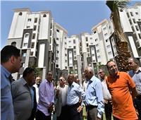 وزير الإسكان: تسليم 7048 وحدة سكنية بـ«كابيتال ريزيدانس»