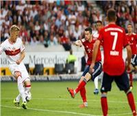 شاهد| بايرن ميونخ يفوز بثلاثية على شتوتجارت في البوندسليجا