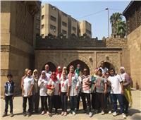 إطلاق أولى جولات أطفال مبادرة «أولادنا» بمتحف قصر محمد علي