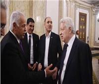فيديو| فرج عامر يطلب من مرتضى منصور هذا الطلب
