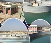 سكان «أبو صمادة» يطالبون بإنهاء شبكات الصرف الصحي
