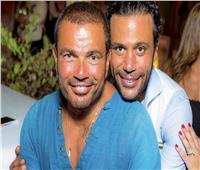 محمد إمام يشكر «عمرو دياب» علي طريقته الخاصة
