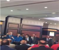 فوز محمد عبدالسلام برئاسة شركة مصر للمقاصة