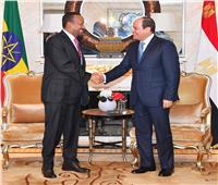 أبو بكر حفني: العلاقات المصرية الإثيوبية تعكس حكمة السيسي وآبي أحمد