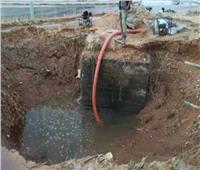 نكشف أسباب انقطاع المياه عن حدائق الأهرام.. وموعد عودتها