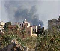 جهاز الطوارئ الليبي لـ«بوابة أخبار اليوم»: فقدنا السيطرة على حريق السفارة الأمريكية