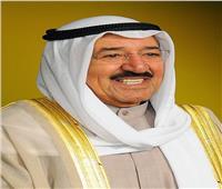 أمير الكويت وترامب يبحثان العلاقات الإستراتيجية وتحديات الإرهاب