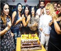 صور| فنانون يشاركون الفنانة التشكيلية رانا العزام الاحتفال بعيد ميلادها