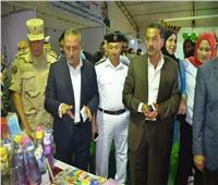 مديرية أمن الإسماعيلية تفتتح معرض «كلنا واحد» لبيع مستلزمات المدارس