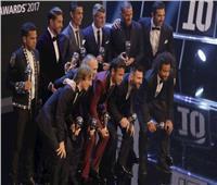 تعرف على سجل أبطال جائزة «الفيفا» لأفضل لاعب في العالم