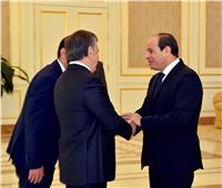 بسام راضي: السيسي ونظيره الأوزبكي يشهدان التوقيع على عدد من الاتفاقيات