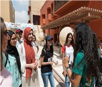 صور  الجامعة الأمريكية تستقبل 1110 طالبا في العام الدراسي الجديد