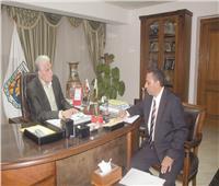 حوار| محافظ جنوب سيناء: عجلة التنمية مستمرة..وتطوير المقاصد السياحية شغلى الشاغل