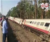 عاجل| قرار هام من النائب العام بشأن المتهمين في حادث قطار المرازيق