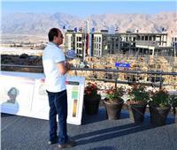 صور.. بسام راضي: مشروعات الجلالة توفر 150 ألف فرصة عمل