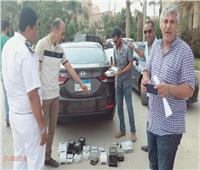 صور| رفع عدادات كهرباء بوحدات سكنية مخالفة بالتجمع الخامس