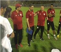 تعرف على تشكيل منتخب مصر الأولمبي أمام روسيا الليلة