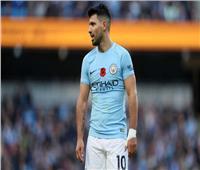 فيديو| أجويرو لاعب الشهر في مانشستر سيتي