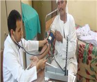 قافلة طبية لمدة أسبوع لعلاج مرضى شمال سيناء