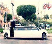 فيديو| سيارات الزفاف.. أسعار خيالية لـ«توصيلة ليلة العمر»