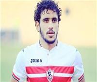 عبدالله جمعة ينتظم في تدريبات الزمالك بعد تعافيه من الإصابة