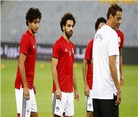 تشكيل منتخب مصر لمواجهة النيجر