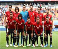 انطلاق مباراة منتخب مصر أمام النيجر