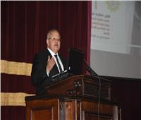 رئيس جامعة القاهرة: اجراءات لتطوير العملية التعليمية واستحداث برامج دراسية جديدة