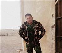 صور الشهيد إبراهيم منيسي ابن قرية أبيار بالغربية تنبأ باستشهاده علي فيس بوك