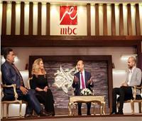 صور  تصوير «الحلقة زيرو» من «الحكاية» مع عمرو أديب على MBC مصر